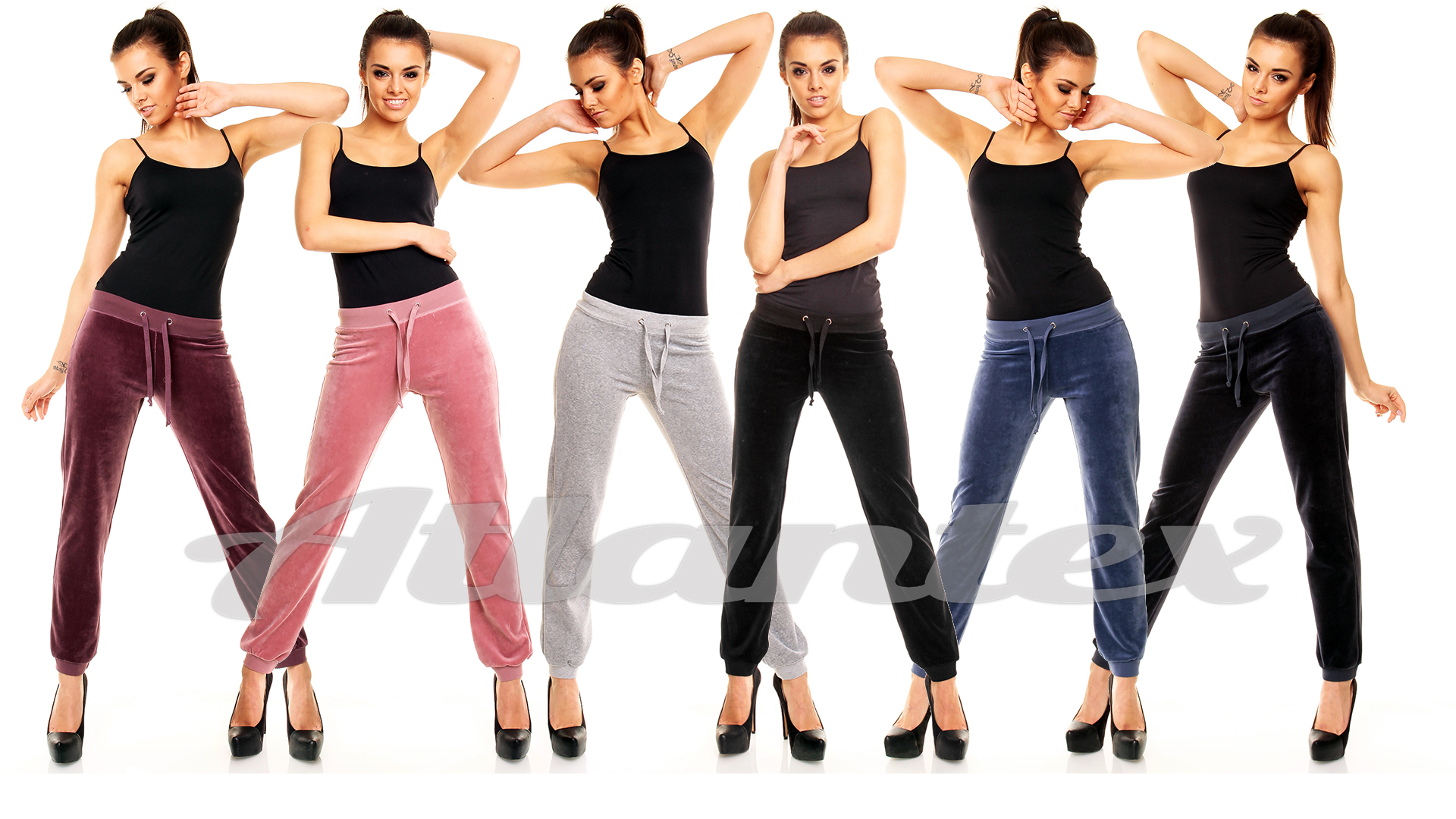Spodnie dresowe, dresy - Atlantex.com.pl